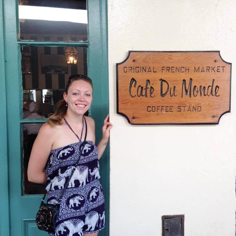 Cafe du Monde storefront