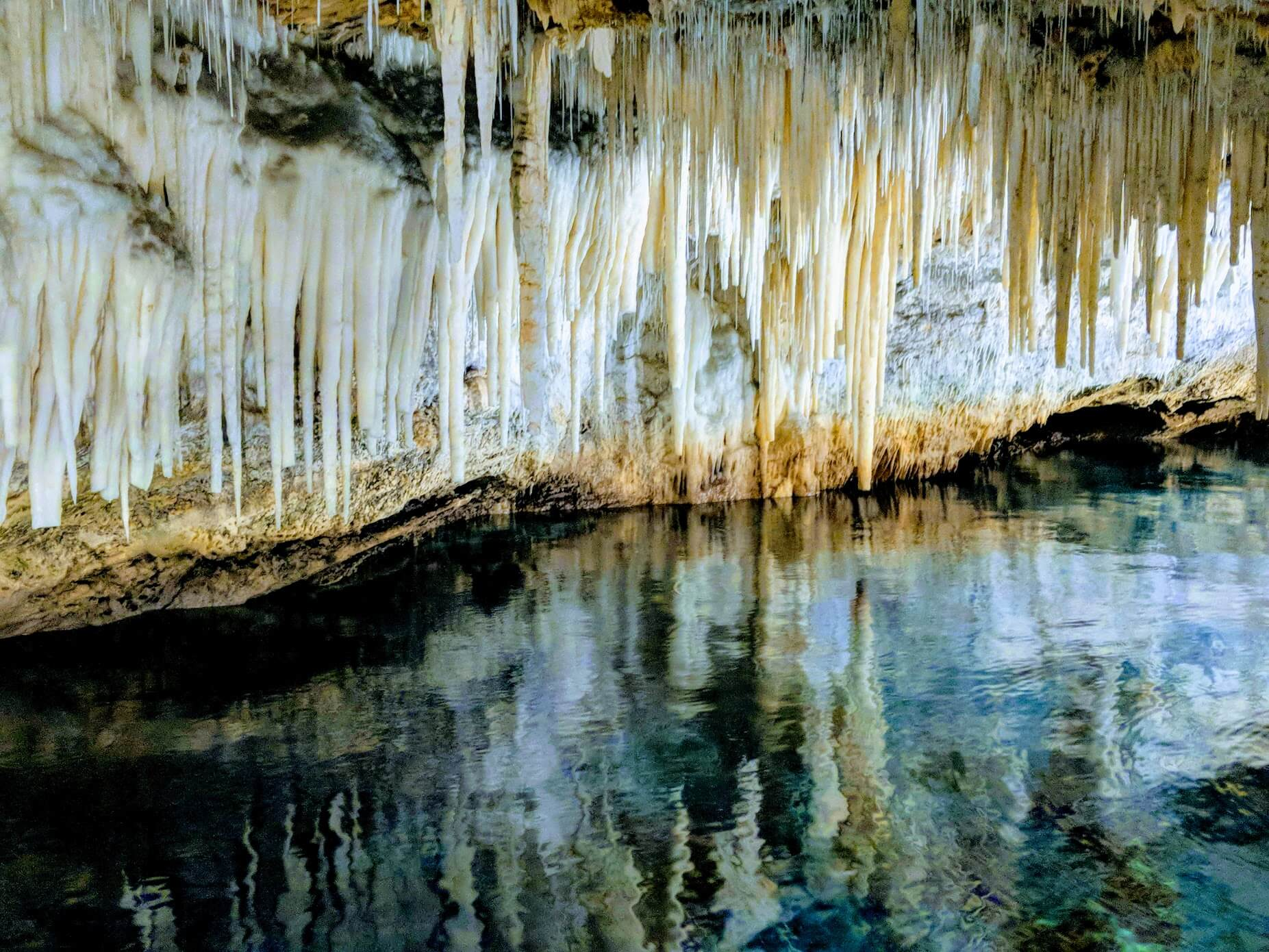 Crystal Caves, Bermuda