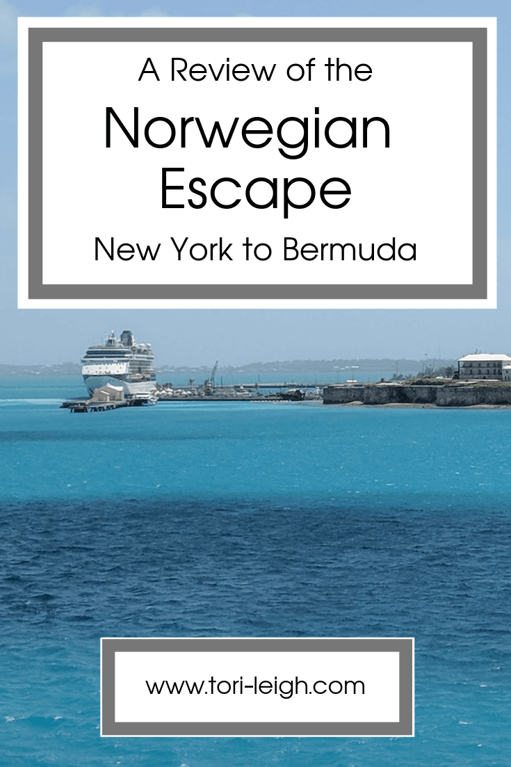 Norwegian Escape Bermuda