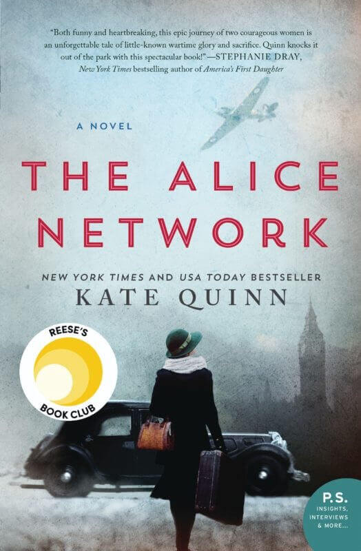 the alice network tells the story of a female spy in occupied France
