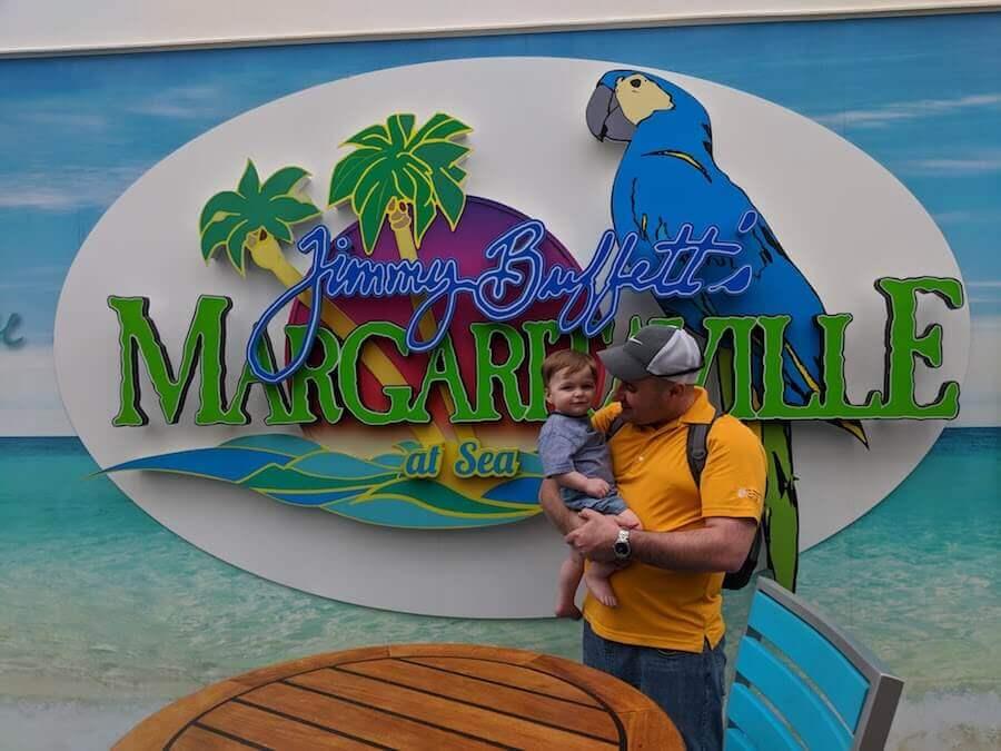 Margaritaville at Sea