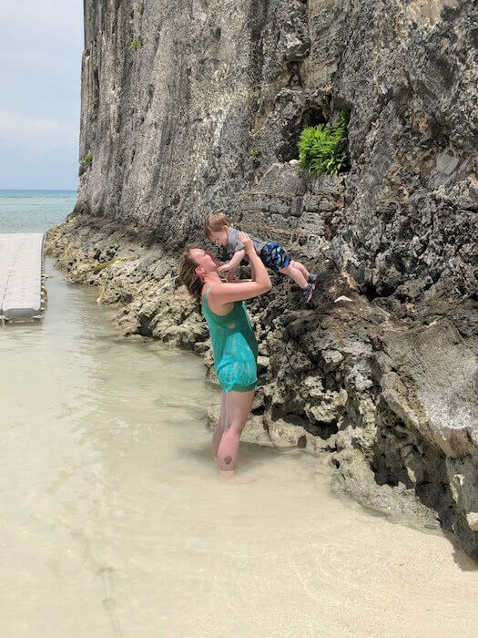 family vacation to Bermuda