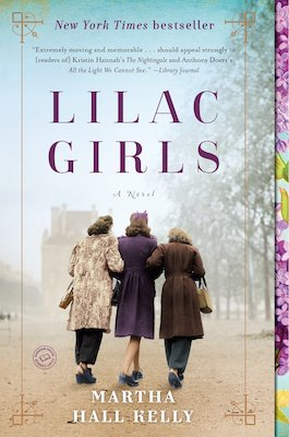 Lilac Girls is one of the most popular WWII novels set in France