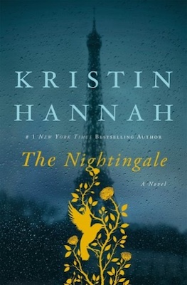 The Nightingale is one of the most popular WWII novels set in France