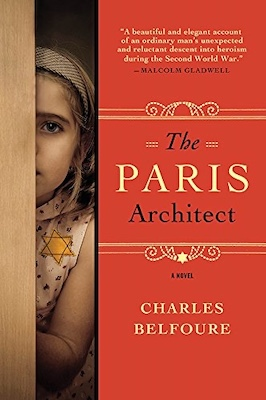 The Paris Architect shares the story of an architect designing hiding spaces for jewish families
