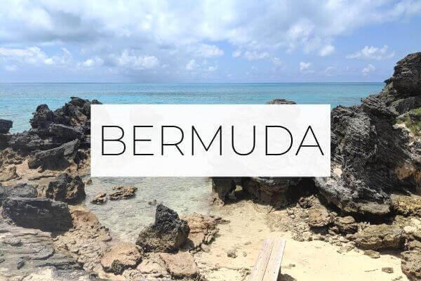 BERMUDA TRAVEL COVER