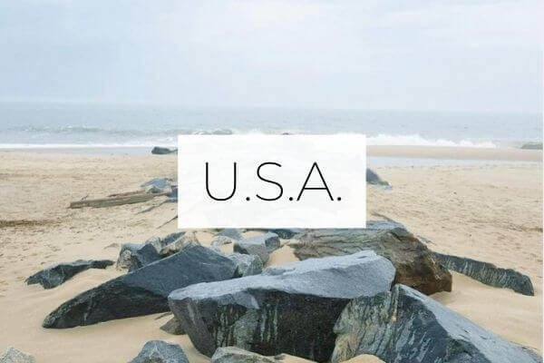 USA TRAVEL COVER
