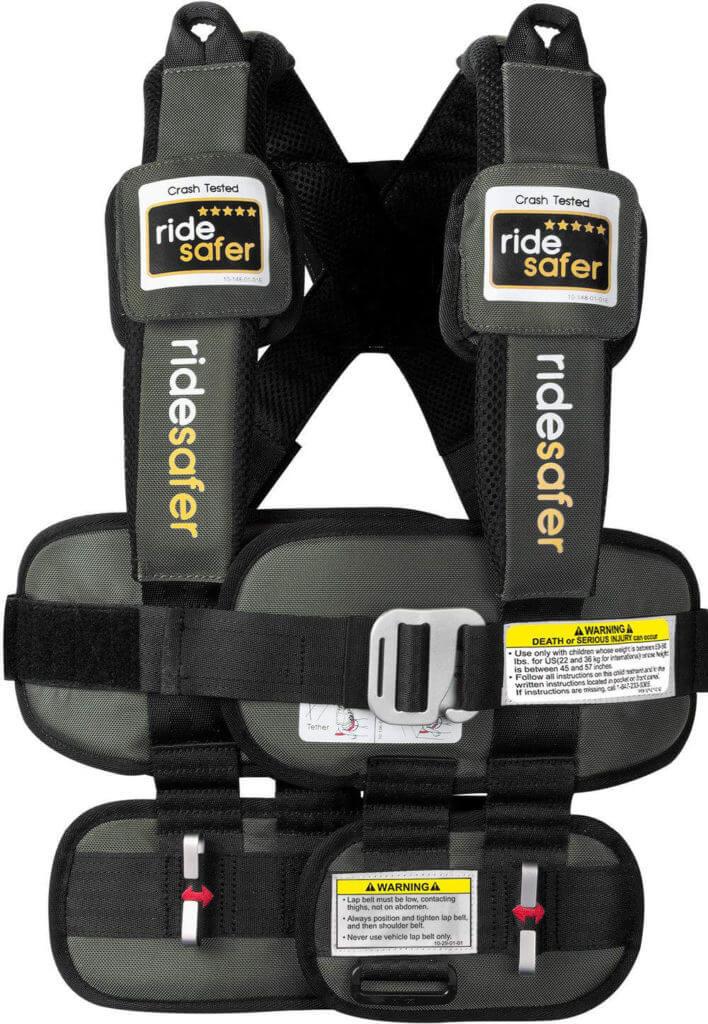 ride safer travel vest for car travel