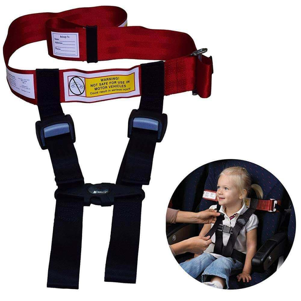 FAA Certified CARES Harness is one of the top in air car seat alternatives on the market