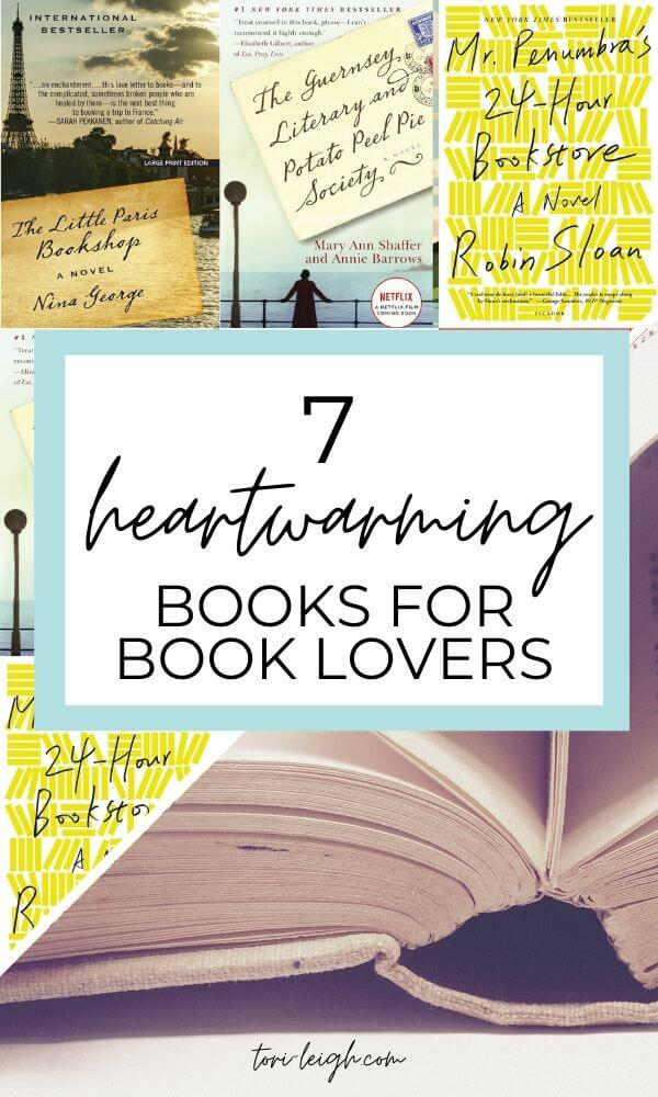 Heartwarming Books for Book Lovers