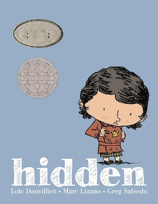Hidden is a gentle WWII graphic Novel set in France