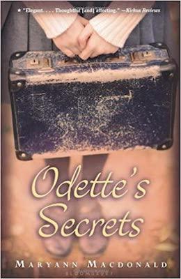 Odette's Secrets book cover