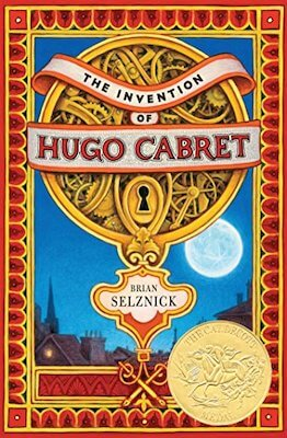 Picture books for older kids, like Hugo Cabret, tell about Paris and cinematography