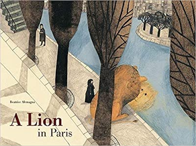 discover the sights and sounds of paris in A Lion in Paris