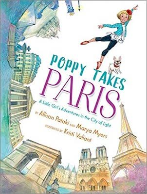 Poppy looks for the brightest light in this picture book about Paris