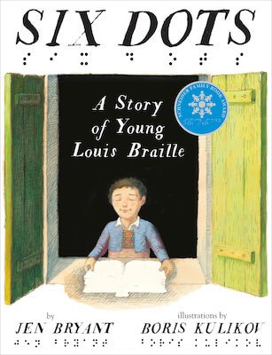 Discover the story of Louis Braille through pictures in Six Dots