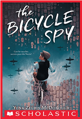The Bicycle Spy book cover