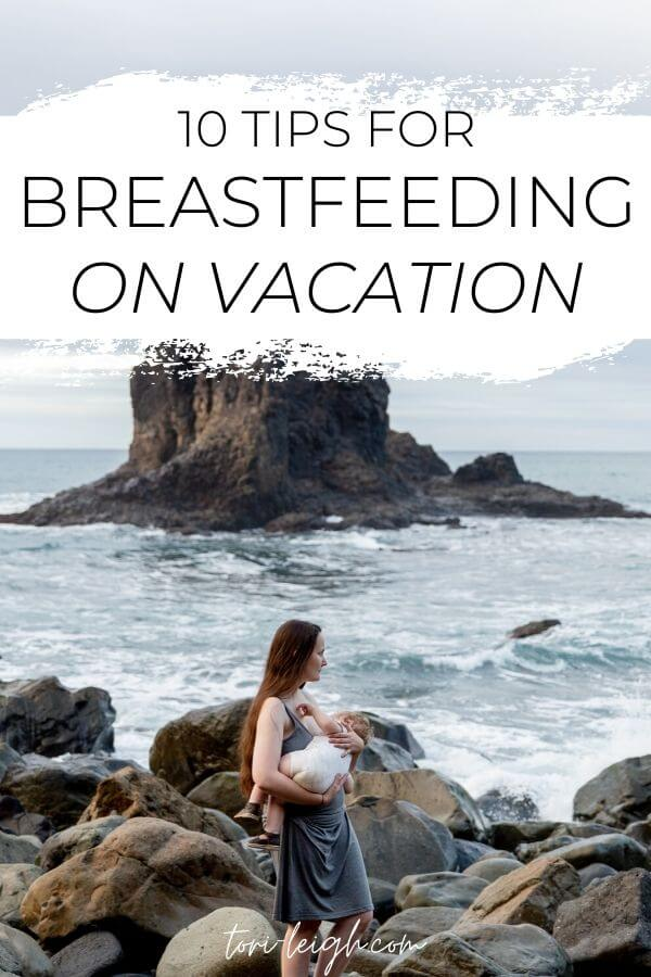 breastfeeding while traveling