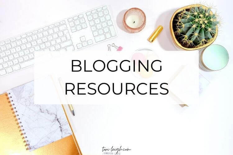 discover our favorite blogging resources used to run a family travel and lifestyle blog