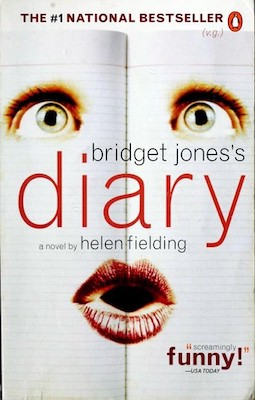 funny book club books Bridget Jones's Diary