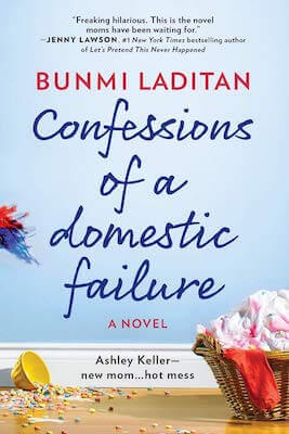 funny book club books Confessions of a Domestic Failure