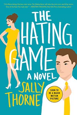 funny book club books The Hating Game