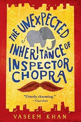 funny book club books The Unexpected Inheritance of Inspector Chopra