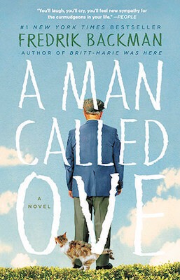 funny book club books A Man Called Ove