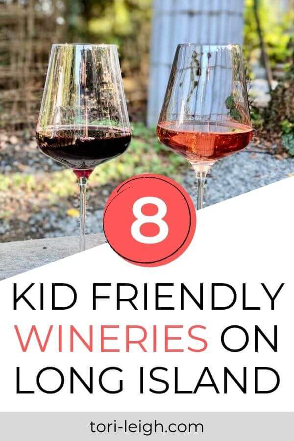 8 kid friendly wineries on Long Island