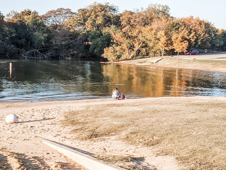 Beaches in Dallas - Little Elm Park