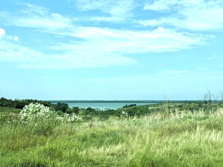 beaches in Dallas - Cedar Hill State Park