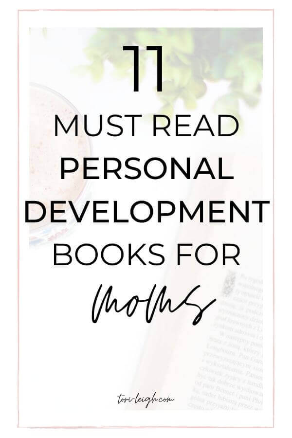 personal development books for moms 3