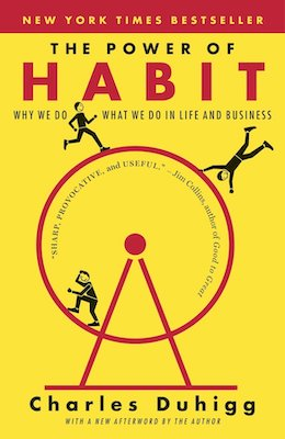 personal development books for moms - the power of habit
