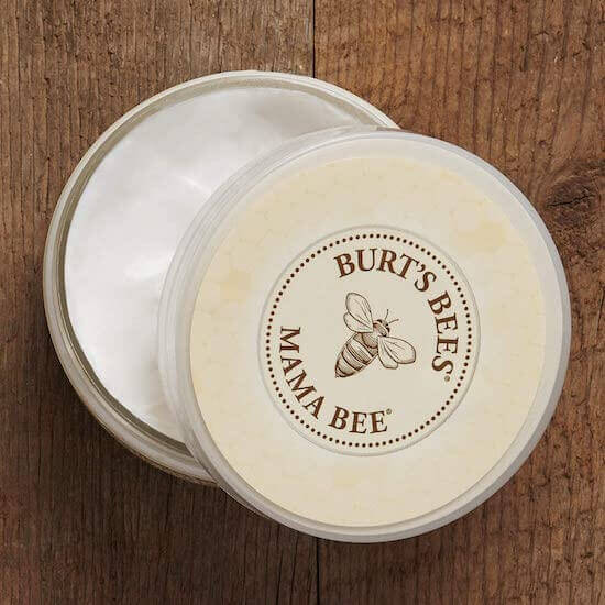 pregnancy must haves - belly butter