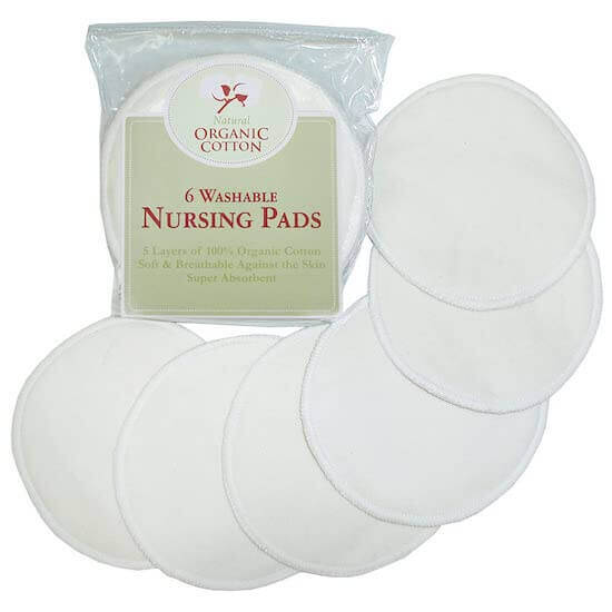 you may find nursing pads essential during the third trimester