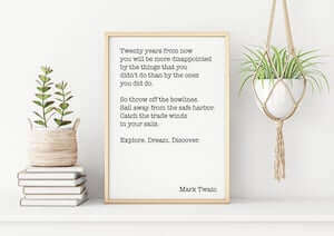 print your favorite family travel quotes for your home