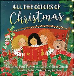 Christmas Picture Books - All the Colors of Christmas