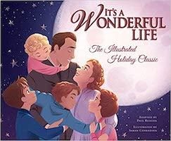 Christmas picture books - It's a wonderful life