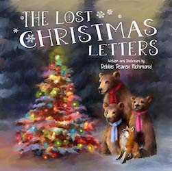 Christmas Picture Books - The Lost Christmas Letters