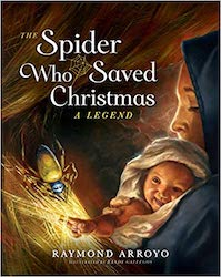 Christmas picture books - the spider who saved christmas