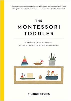 Montessori Books for Parents - The Montessori Toddler by Simone Davies