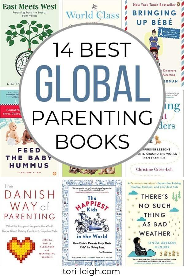 14 best books about parenting around the world