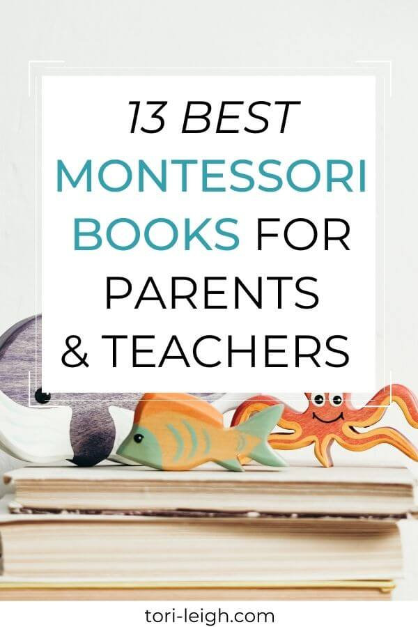 best Montessori Books for parents