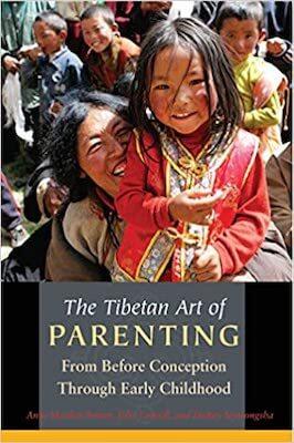 parenting books around the world: The Tibetan Art of Parenting