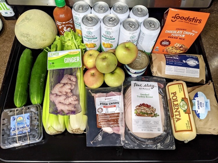 one of our top subscription boxes for families,Imperfect Foods not only saves off-spec produce and pantry items, but saves customers money!