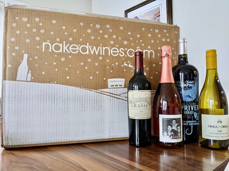 subscription boxes for wine save a trip to the liquor store and might be on your radar if you're a stressed out mama!