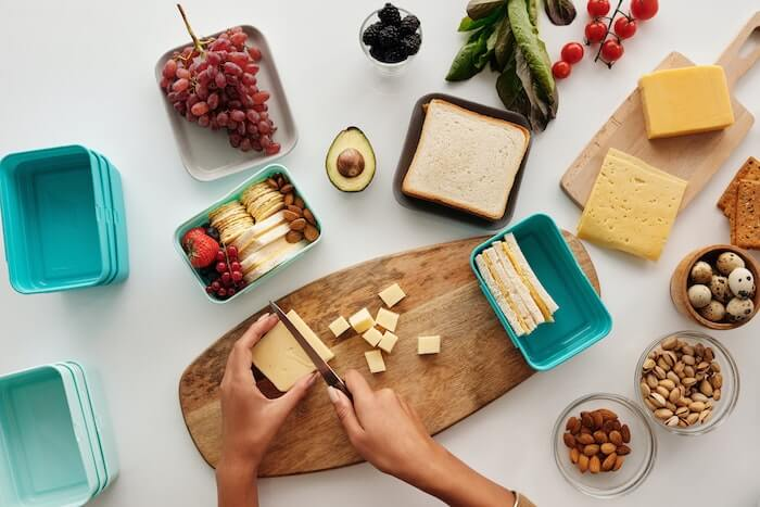 make sure you leave enough time for prepping and cleaning up the meal during your lunch block