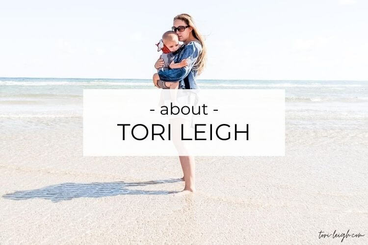 about Tori Leigh, a family travel and adventure blog