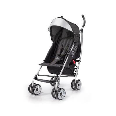 summer infant 3D lite is one of the best strollers for travel