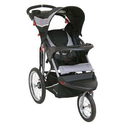 The babytrend expedition jogger is one of the best strollers for travel that meets the needs of active families